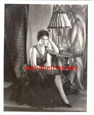 Vintage Maria Corda GORGEOUS SEXY LEGS 30s Publicity Portrait