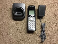 Panasonic KX-TGA641T Cordless Handset (Need Rechargeable Battery) w/Charger (V)