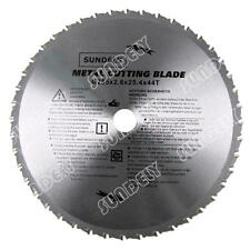 255mm Professional Silver PMC Metal TCT Cutting Circular Saw Blades