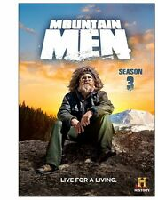 Mountain Men Season 3 (2015, DVD NEW)4 DISC SET