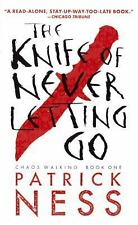 Chaos Walking: The Knife of Never Letting Go 1 by Patrick Ness (2014,...