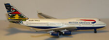 Herpa Wings 1:500 British Airways Boeing 747-400 South Africa id 511414 rel 1999