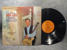 33 RPM LP Record John Gary Spanish Moonlight RCA Victor Dynagroove LSP-3785