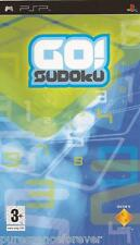 GO! SUDOKU (EU Sony PlayStation Portable Game) (PSP)