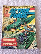 Marvel Action Force Comic - No. 10 From 4th May 1987