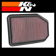 K&N 33-5023 Replacement Air Filter - Fits JEEP WRANGLER L4-2.8L DSL; 2007-2015