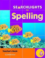 Searchlights for Spelling Year 6 Teacher's Book, Corbett, Pie, Buckton, Chris, V