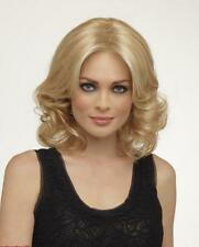 Wigs Fashion Women Sexy Party Cosplay Short Wavy Curly Blonde Natural Full Wig