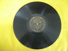 Elsie Baker - A Perfect Day - Over The Stars There Is Rest  - Victor 78 - E/E+