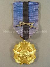 Belgien: Goldene Verdienstmedaille zum belgischen Orden König Leopold II., 87821