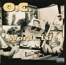 Word...Life [PA] by O.C. (Omar Credle) (CD, Apr-2008, Wild Pitch)
