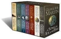 ALL GREAT A Game of Thrones The Story Continues The Complete Box Set 7 Books...