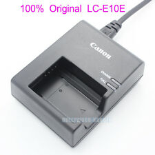 Genuine Original Canon LC-E10E Charger For LP-E10 Battery EOS 1100D 1200D X50 T3