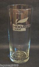 Hogan's Cider Beer Pint Glass Pub Home Bar Man Cave Unused CE Stamped M14