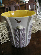 """Vintage 8 1/2"""" x 5 1/2"""" Red Wing Vase #1160 USA - In Very Good Condition"""