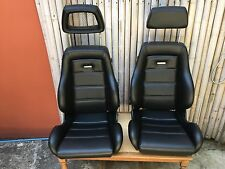 Recaro Seats-Custom LSB LX SR Adjustable BMW Datson ferrari e30 2002 konig bride