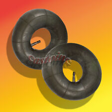 2 Tire Inner Tube 20x10x8 Straight Valve Stem  Riding Lawn Mowers