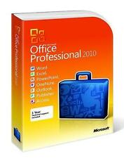 Microsoft Office Professional 2010 ~  New In Factory Package #26914964
