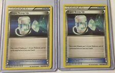 Pokemon 2 X Super Scoop Up Negro y Blanco 103/114 poco frecuentes Nr Menta