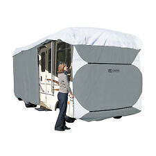 Class A RV Cover 30' to 33' Zippered Panels Heavy duty