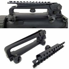 HIGH QUALITY FOR Weaver Picatinny Rail Flattop Removable Carry Handle Rear Sight