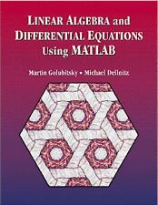 Linear Algebra and Differential Equations Using MATLAB® by Martin Golubitsky...