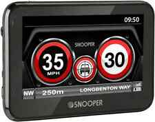 Nouveau Snooper ma vitesse xl Europe conducteur gps speed camera/limite alerte détecteur 4.3""