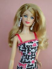 HTF Barbie model muse Barbie basics Top model Barbie with outfit