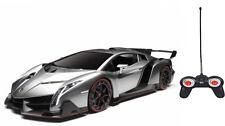 Ferngesteuertes Auto Lamborghini Veneno in silbergrau RC Auto mit Fernsteuerung