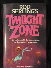 Rod Serling's Twilight Zone HC 1983