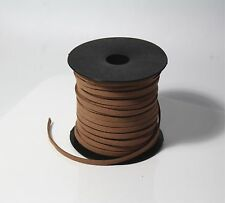 coffee 5mm Suede Leather String Jewelry Making Thread Cords Jewellery DIY 2m