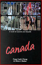 Culture Shock! Canada: A Guide to Customs and Etiquette,GOOD Book