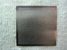 XBOX360 SLIM XCGPU X CGPU X818337-004 X818337-005 X818337-003 Stencil Template