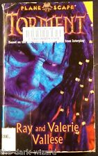 Planescape Torment Paperback Novel Computer Game Tie-in Softcover