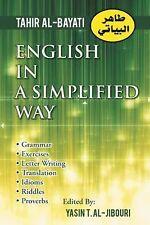 English in a Simplified Way by al-Bayati Tahir (2014, Hardcover)