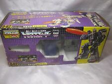 Very Rare Trans formers G1 D-62 Galvatron 1986 Vintage Takara from japan