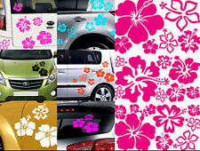 Flower Pattern Cutting Sticker S-Blue For Universal fit