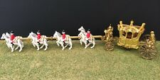 CRESCENT TOY MODEL #1300 JUBILEE ROYAL STATE COACH ~ 1977