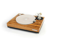 Musical Life Jazz Reference MK2 turntable & Project Carbon 9cc Arm Zebrano