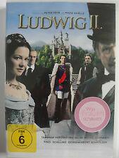 Ludwig II. - Monarch von Bayern, - Neuschwanstein, Krieg & Armut, König, München