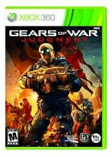 XBOX 360 Gears Of War: Judgment Video Game online multiplayer fps fun RE-SEALED