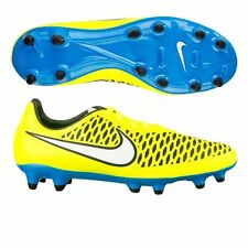 Nike Magista Onda FG Womens Size 7.5 Blue Volt Soccer Cleat World Cup 65856