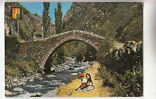 BF29818 la massana pont romanic de sant anto  valls d andorra   front/back image