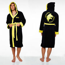 Rocky Balboa Dressing gown FLEECE  / Mens bathrobe bath robe (Itallian stallion)