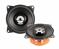 "HERTZ DCX100.3 +2YR WRNTY 4"" 120W DIECI FULL RANGE COAX CAR STEREO SPEAKERS SET"