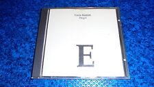 CD: LUCIO BATTISTI: HEGEL. BMG ARIOLA 1994 OTTIMO STATO! ITALIA PRIMA STAMPA &OK