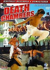 Death Chambers Aka Shaolin Temple - NEW DVD---FREE UPGRADE TO 1ST CLASS SHIPPING