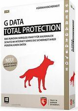 G Data Total Protection 2016  1 PCs 6 Monate  Download Version