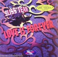 Bliss Team ‎– Love Is Forever - MIX-34