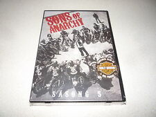 SONS OF ANARCHY SEASON 5 DVD BOX SET NEW & SEALED